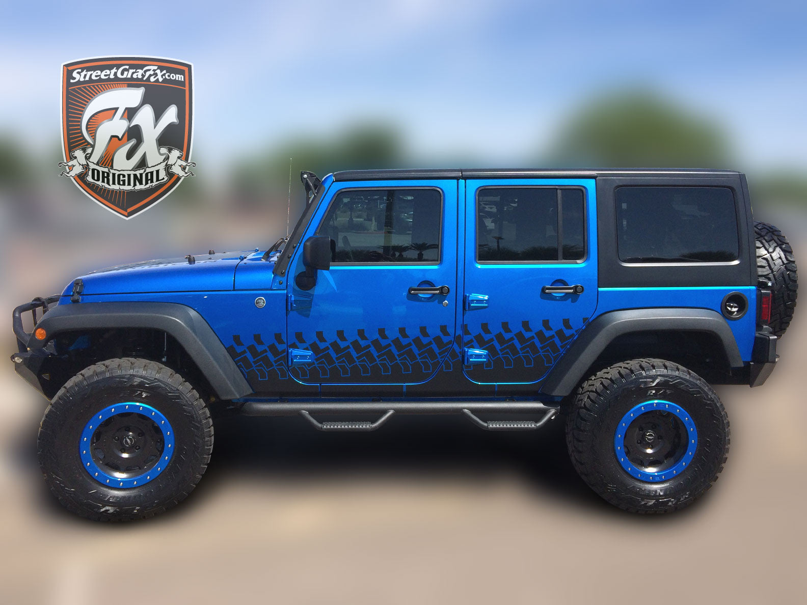 Jeep Wrangler Graphics Wrangler Stripes Amp Jk Graphics