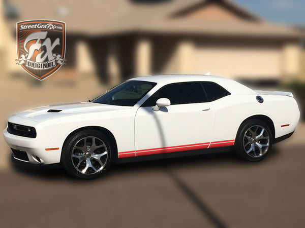 2017 Dodge Ram >> Dodge Challenger Stripes, Racing Stripes, R/T Graphics – streetgrafx