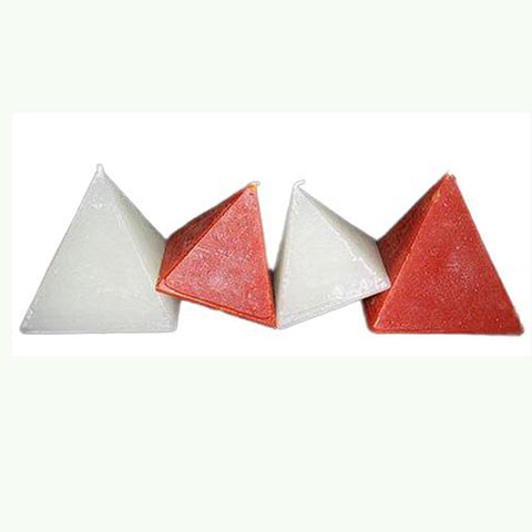 Pyramids & Triangles | Fanny Bay Candle Company