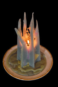 "Star Pillar, 3 x 9"", Scented"