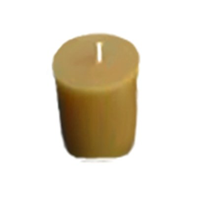 Votives, Beeswax, 1 count, 20 hour burn - Fanny Bay Candle Company