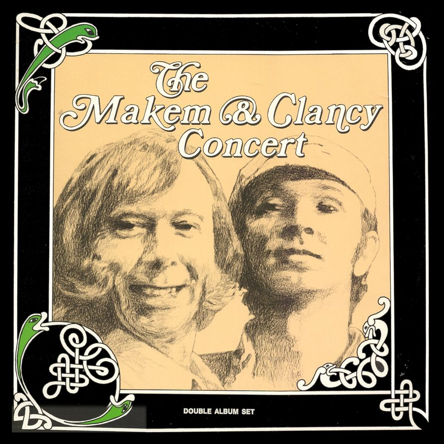 Makem & Clancey, The - Concert - 2lps - 1977 Folk (vinyl)