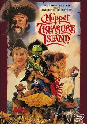 Muppet Treasure Island (Full Screen) DVD Mint / Used