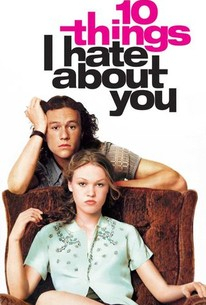 10 Things I Hate About You (Widescreen) [DVD]