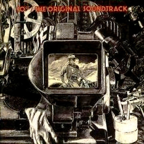 10cc ‎– The Original Soundtrack 1975 Classic Rock (vinyl)
