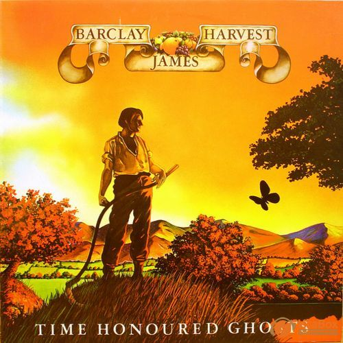 Barclay James Harvest - Time Honoured Ghosts -1975 - Classic Rock (vinyl)