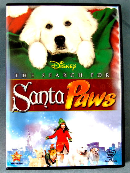 Search for Santa Paws, The - DVD