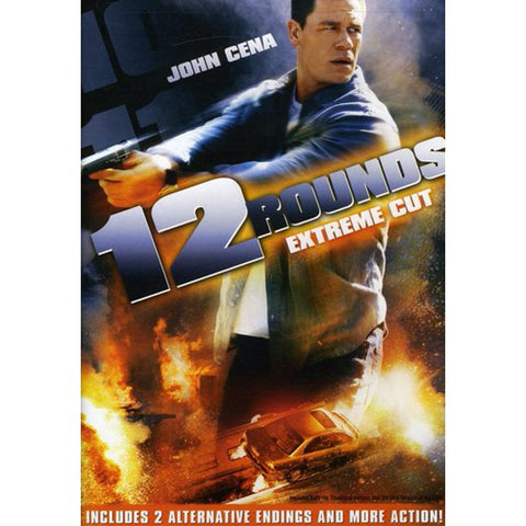 12 Rounds (Bilingual) [DVD] Used