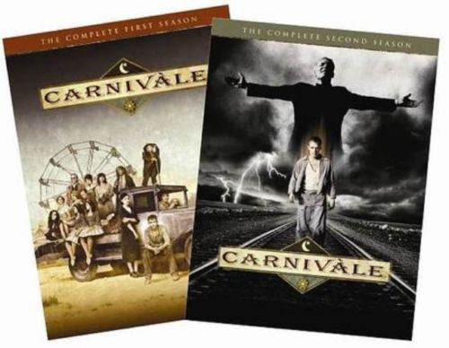 Carnivale: The Complete HBO Series DVD Collection Season 1 & 2 ( Used Mint )