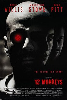 12 Monkeys (Special Edition) (Bilingual) [DVD]