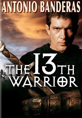 13th WARRIOR - BANDERAS,ANTONIO (DVD) Used