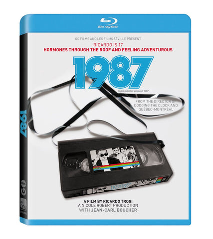 1987 [Blu-ray] New Sealed