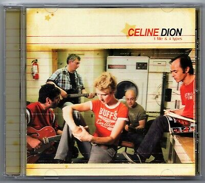1 fille et 4 types [Audio CD] Dion, Celine
