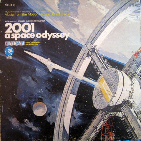 2001 - A Space Odyssey (Music From The Motion Picture Soundtrack) 1968- (clearance vinyl) Overstocked