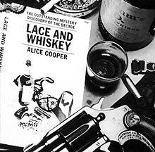 Alice Cooper: Lace And Whiskey-1977 Rock (vinyl)
