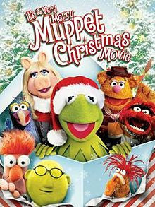 It's A Very Merry Muppet Christmas Movie DVD ( Used Mint )