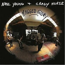 Neil Young & Crazy Horse- Ragged Glory CD