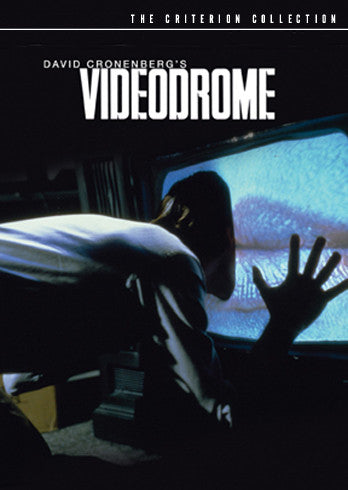Videodrome (The Criterion Collection) DVD - Mint Used