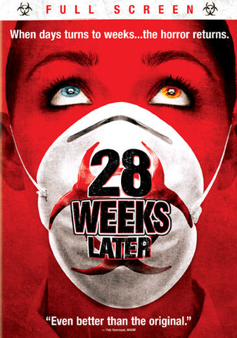 28 Weeks Later (Bilingual) [DVD]