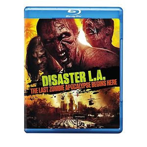 Disaster LA [Blu-ray] New/ Sealed