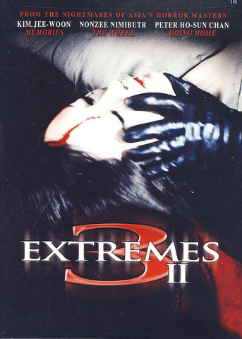 3 Extremes II [DVD] Horror