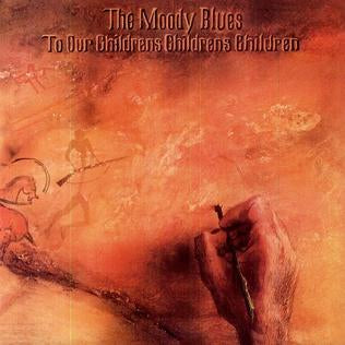 Moody Blues - To Our Childrens Childrens Children -1969-Psychedelic Rock  (vinyl)