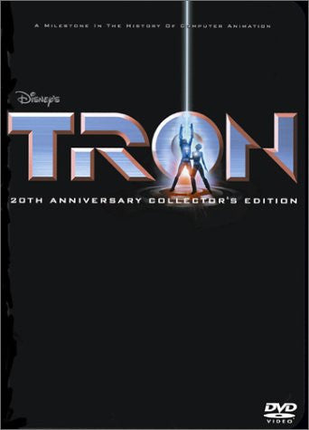 Tron (20th Anniversary Collector's Edition) DVD