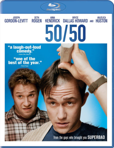 50/50 (Bilingual) [Blu-ray] Mint used