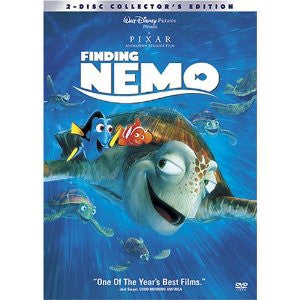 Finding Nemo (2-disc Collector's Edition, Widescreen & Fullscreen) (Bilingual) DVD - Used / Mint