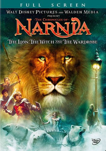 Chronicles of Narnia, The : The Lion, The Witch and the Wardrobe (Full Screen) DVD