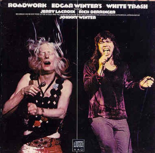 Edgar Winter - White Trash Roadwork