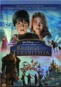 Bridge To Terabithia (2007) DVD - New Sealed
