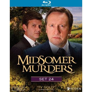 Midsomer Murders: Set 24 [Blu-ray] New sealed