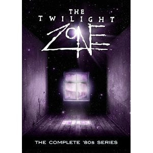 Twilight Zone: The Complete 80's Series DVD New Sealed Set