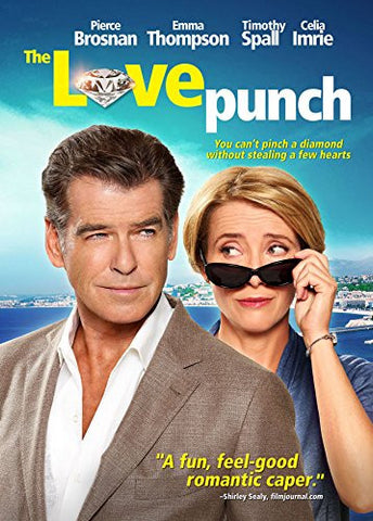 Love Punch (2014) DVD New Sealed