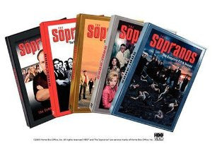 Soprano's Season 1- 5 DVD Sets ( Used Mint )