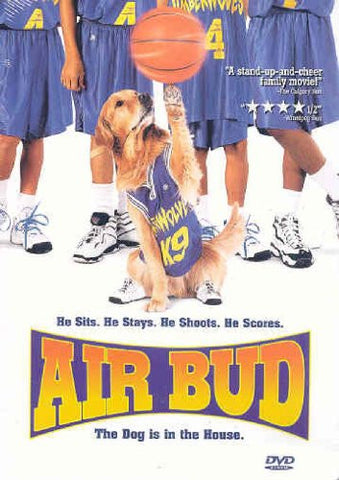 Air Bud: Basketball Playing Dog DVD - Used / Mint