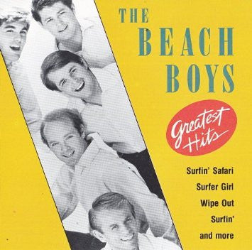 Beach Boys ,The - Greatest Hits CD