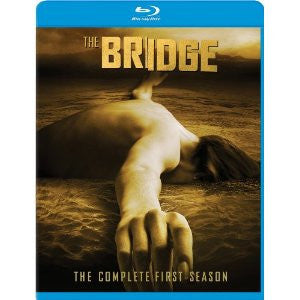Bridge , The - Season 1 [Blu-ray] Mint / Used