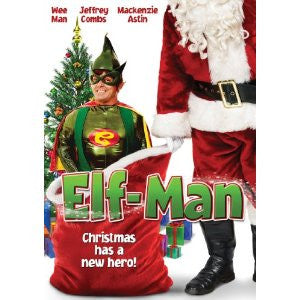 Elf-man DVD ( New/Sealed )