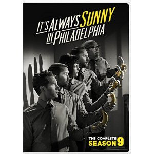 It's Always Sunny In Philadelphia: The Complete Ninth Season Dvds Set - Mint Used