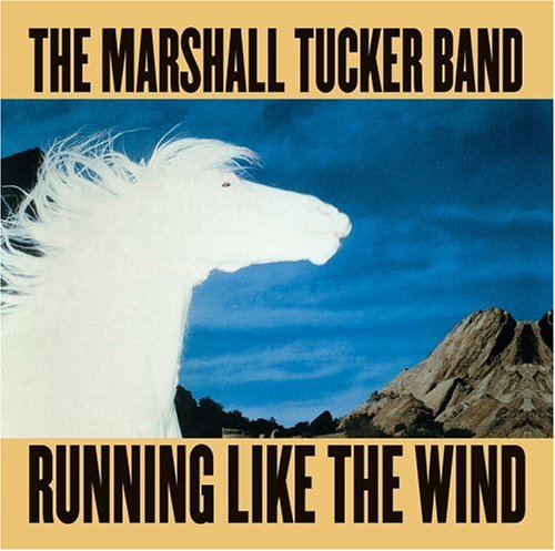 Marshall Tucker Band- Running Like The Wind -1979- Southern Rock (vinyl)