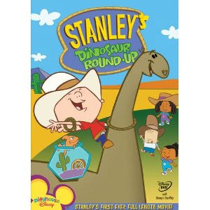 Stanley's Dinosaur Round-Up (Bilingual) DVD