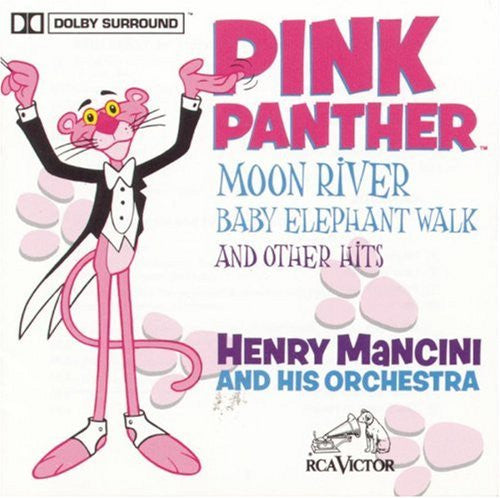 The Pink Panther & Other Hits Best of cd