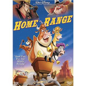 Home On The Range (Bilingual) Dvd - Used Mint