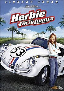 Herbie: Fully Loaded (Bilingual) DVD