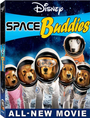Walt Disney Space Buddies (Mint used DVD)