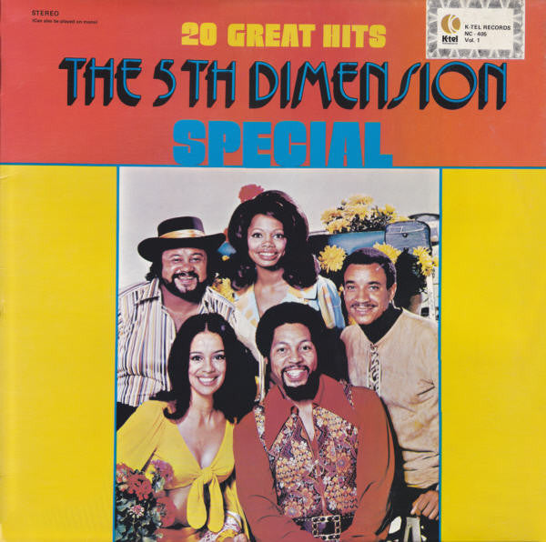 5th Dimension ‎– The 5th Dimension Special - 1970  Funk / Soul (Clearance Vinyl)