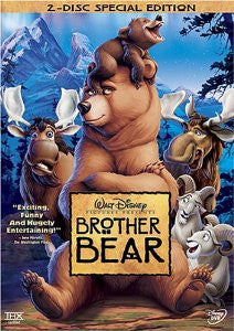 Brother Bear (2-Disc Special Edition) (Bilingual) DVD