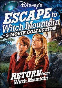Escape to Witch Mountain / Return To Witch Mountain- 2 Movie Collection DVD -